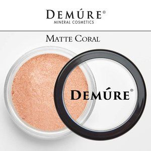 Mineral Make Up (Coral) Eye Shadow